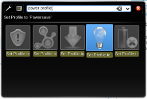 Did I mention Plasma is the future? And this is how future looks, at least in power management